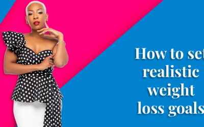 How To Create Realistic Weight Loss Goals