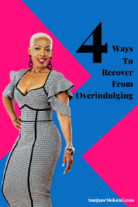 4 Ways To Recover From Overindulging